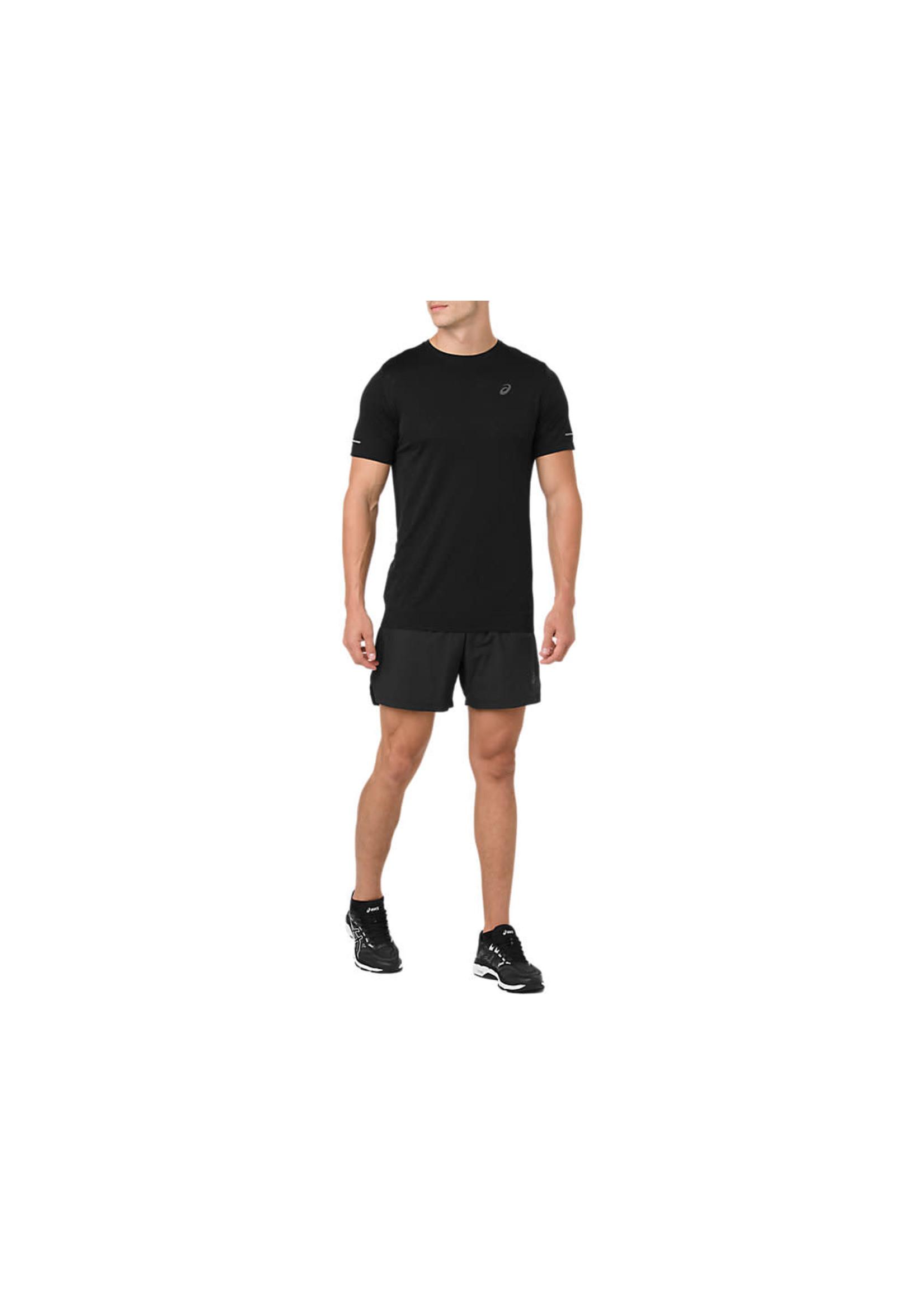 ASICS Short Cool 2 en 1 - 5 pouces / XLarge / Noir