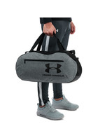 UNDER ARMOUR Sac Rolland Duffle / Small /  Gris