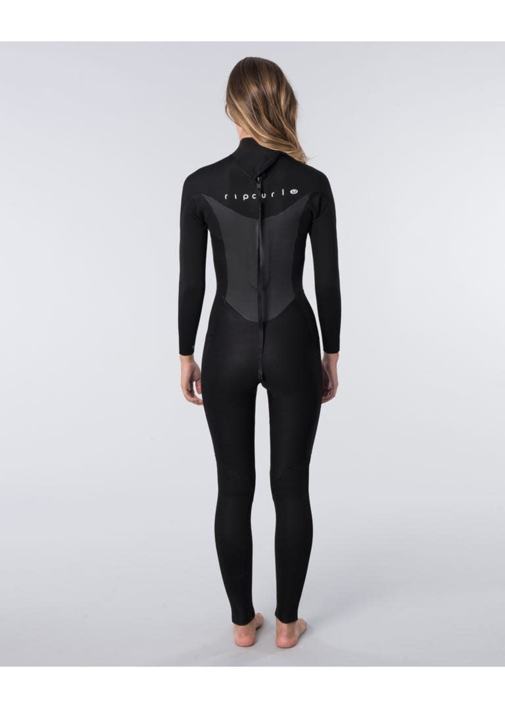 RIP CURL Wetsuit Omega 4/3MM Back Zip