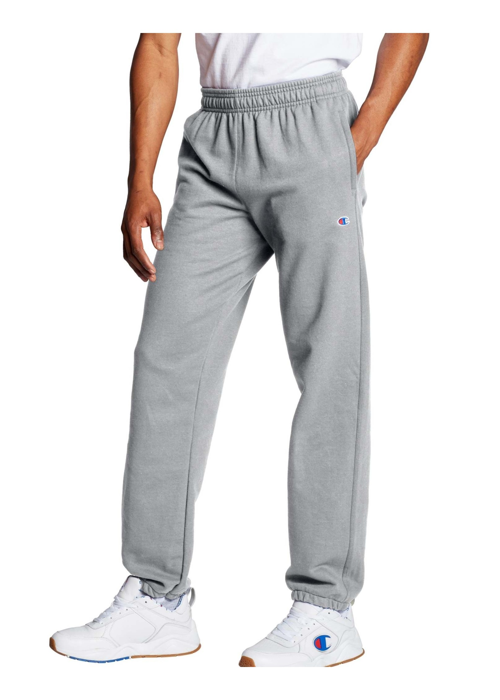 CHAMPION Pantalon Powerblend Fleece Relaxed Bottom