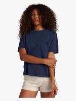 ROXY T-shirt à poche boyfriend avec logo cœur