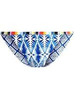 RIP CURL Bas de bikini Beach Bazaar / XLarge / Bleu