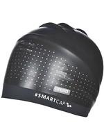 ARENA Casque de bain Smartcap Training / Taille unique / Noir