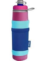 Bouteille Peak® Fitness Chill isolée avec poche Essentials - 24 oz