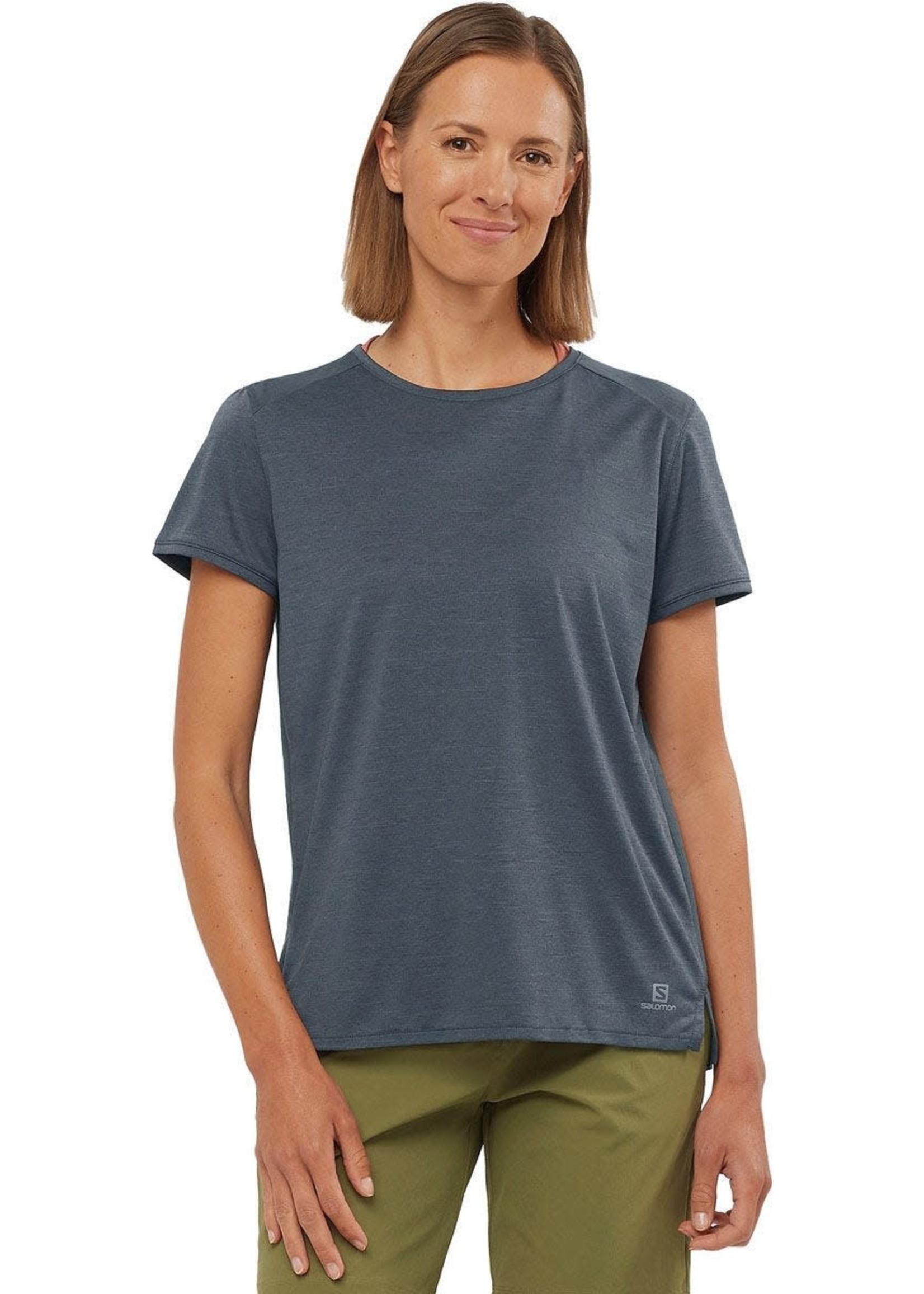 SALOMON T-shirt Outline Summer