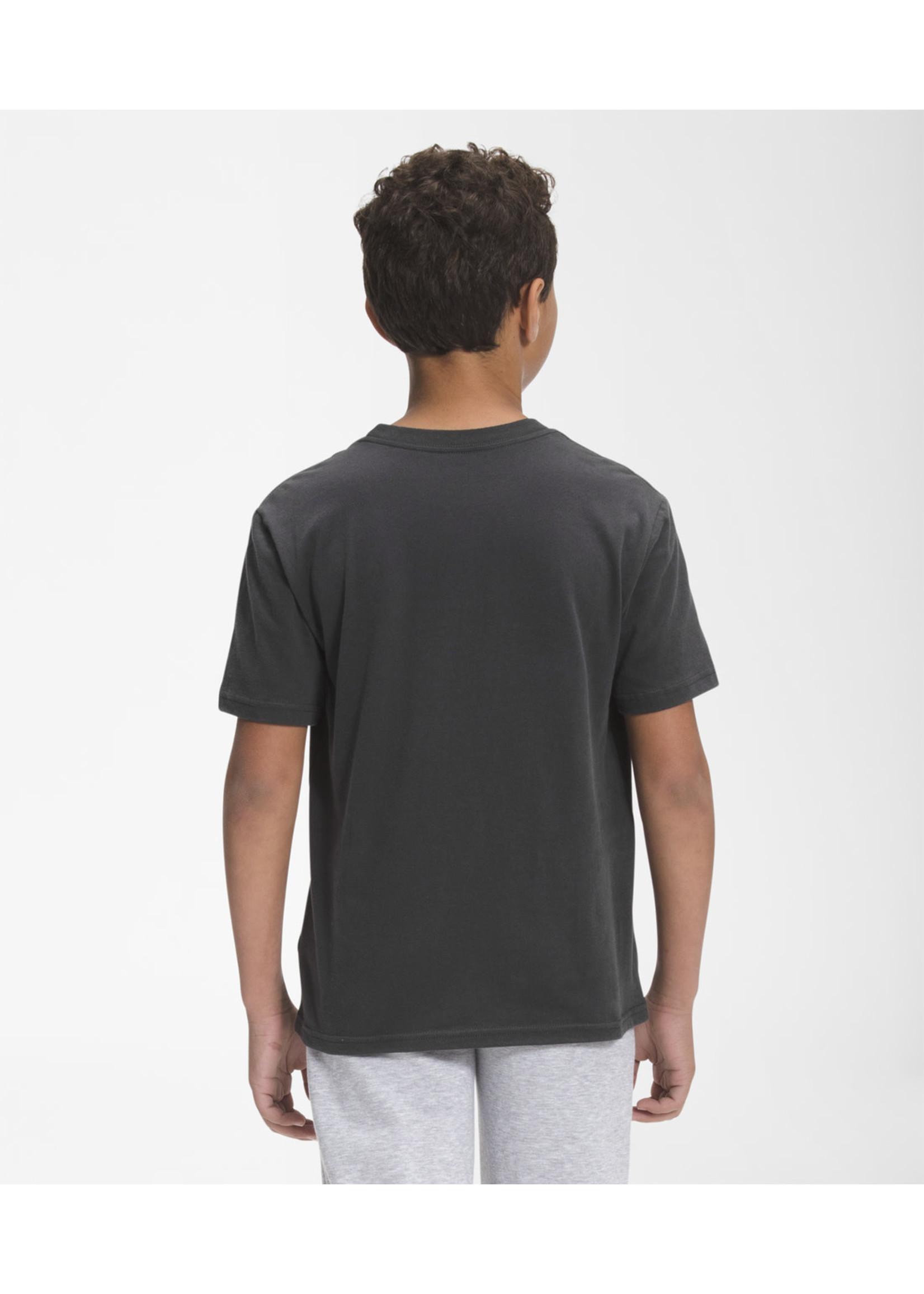 THE NORTH FACE T-shirt graphique à manches courtes pour garçon