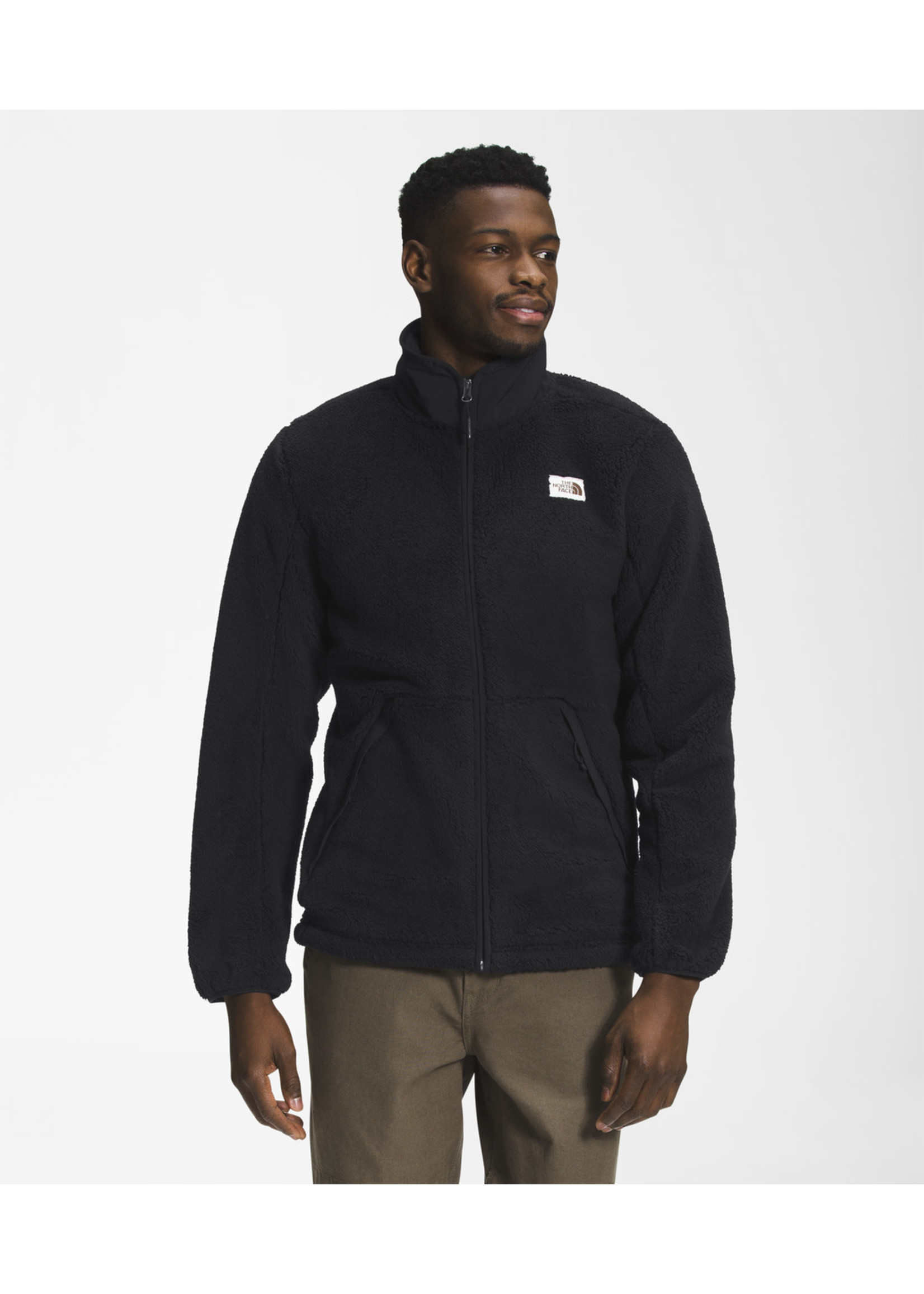 THE NORTH FACE Pull Campshire Full Zip