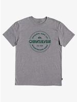 QUIKSILVER T-shirt Crop Circle