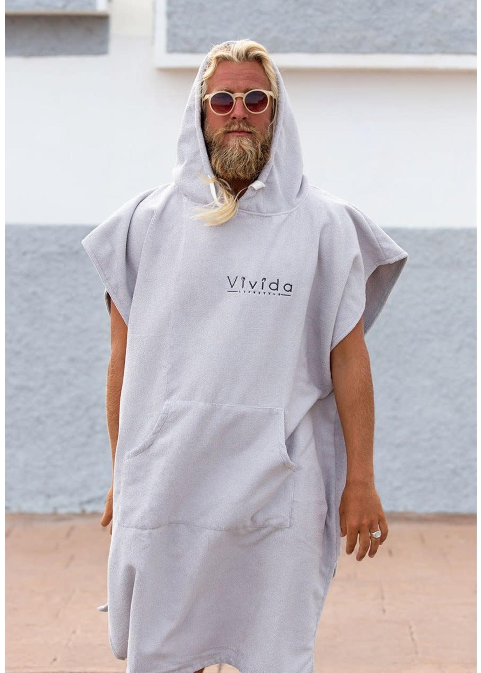 VIVIDA Serviette Poncho Essential