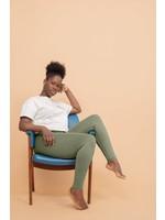 ROSE BUDDHA Legging Taille Haute Solstice