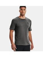 UNDER ARMOUR T-shirt Sportstyle avec logo à gauche
