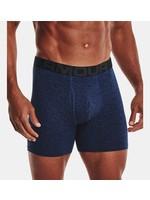 UNDER ARMOUR Boxer Charged Cotton® 15 cm Boxerjock® – lot de 3