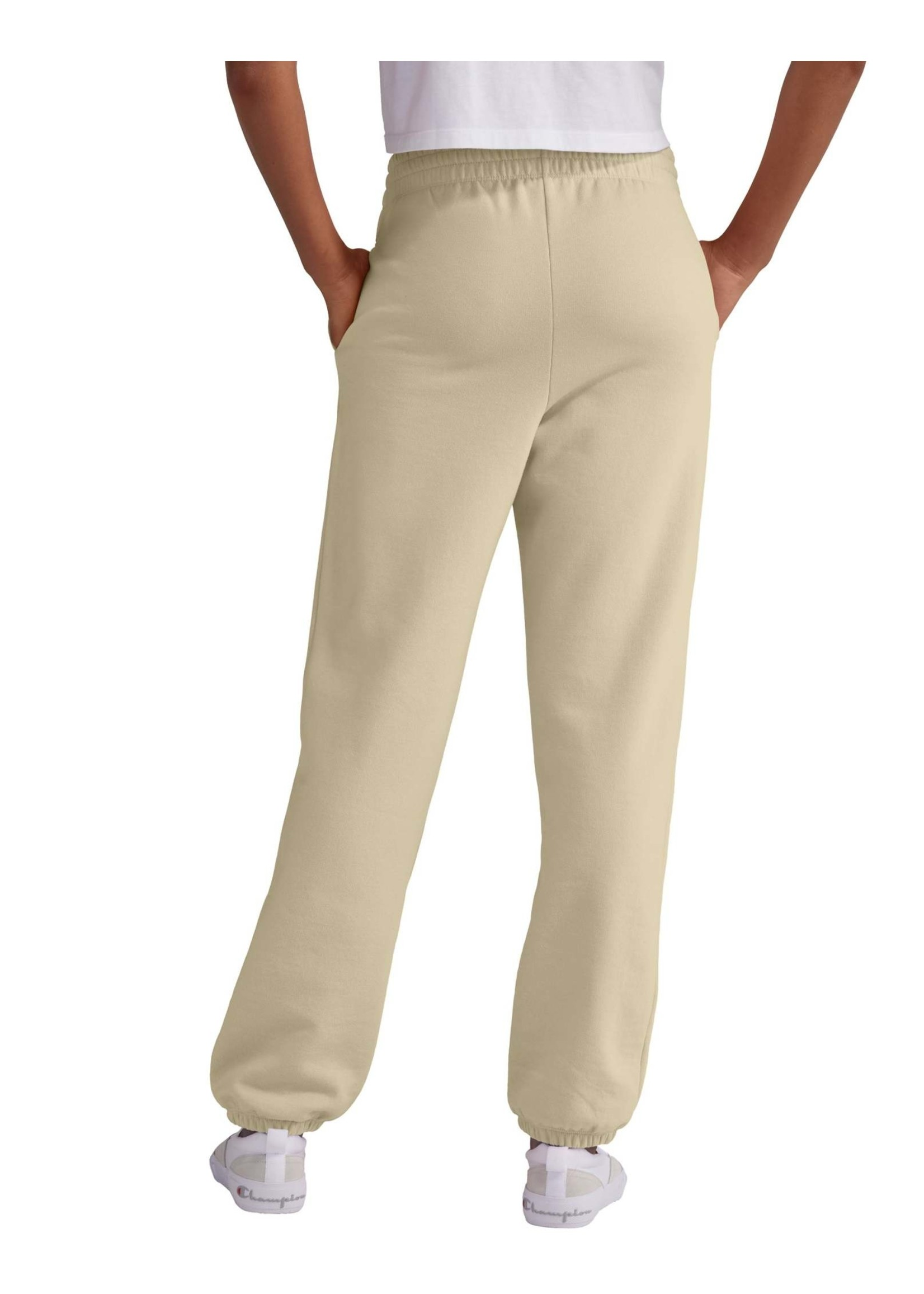 CHAMPION Pantalon de jogging en molleton Powerblend Boyfriend