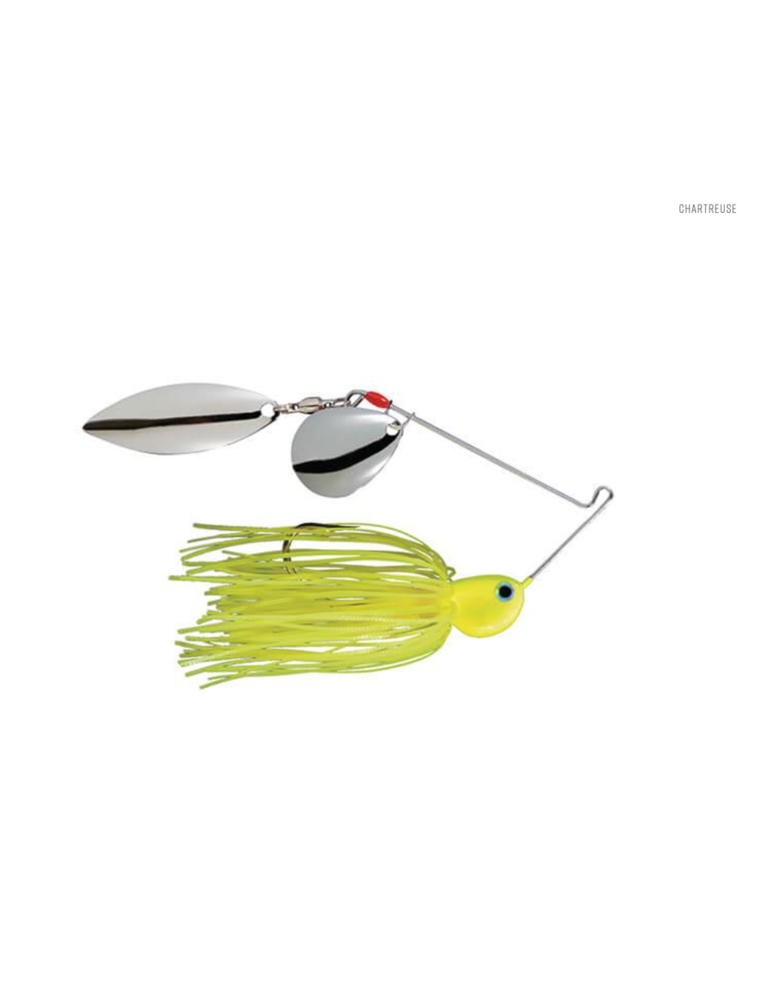 Potbelly Spinnerbait Chartreuse