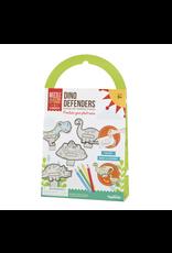 Toysmith Dino Defenders Garden Stakes