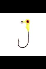 Strike King Mr. Crappie Jig Head wW/Slab slasher Hooks