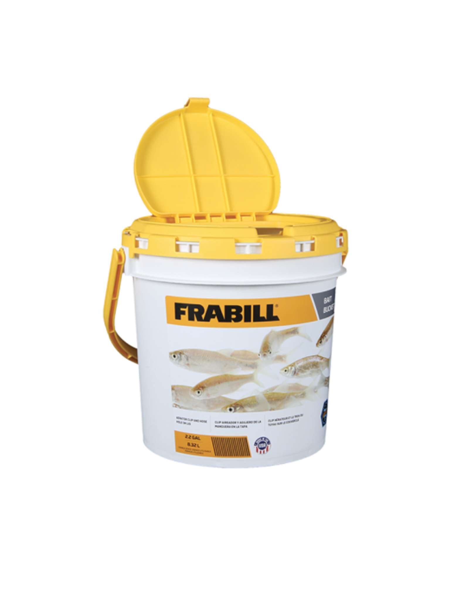 Frabill Bait Bucket 4820
