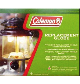 Coleman Replacement Globe