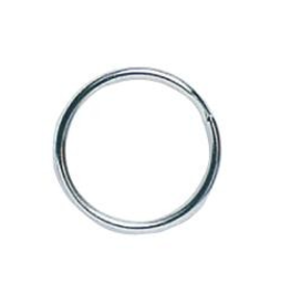 Mustad Mustad Round Split Rings