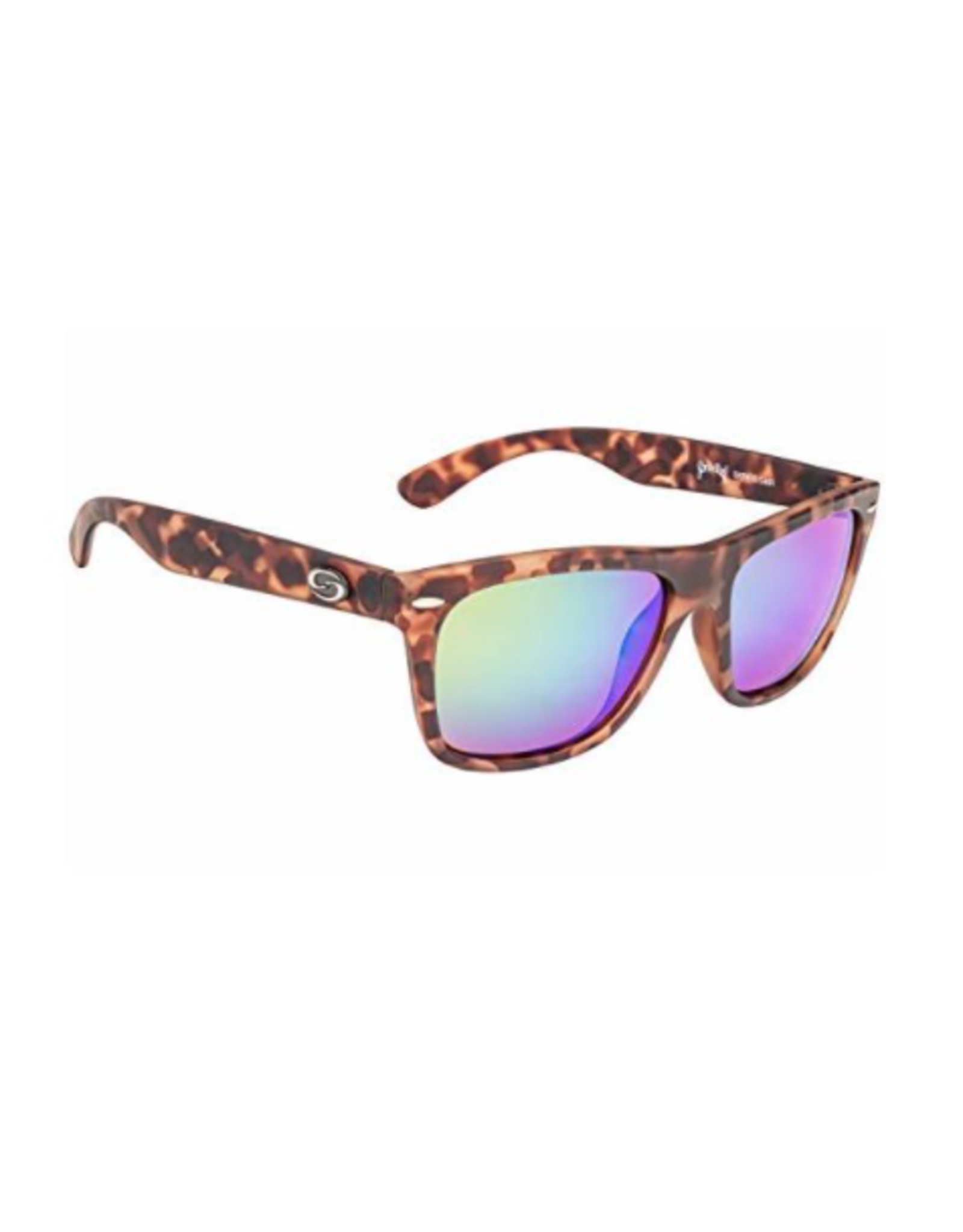 Strike King Strike King Plus Polarized Tortoise/green Mirror Sunglasses