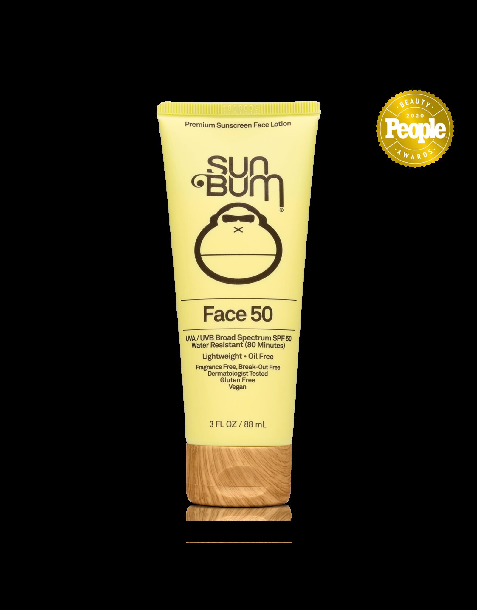 SUN BUM Face Lotion - SPF 50