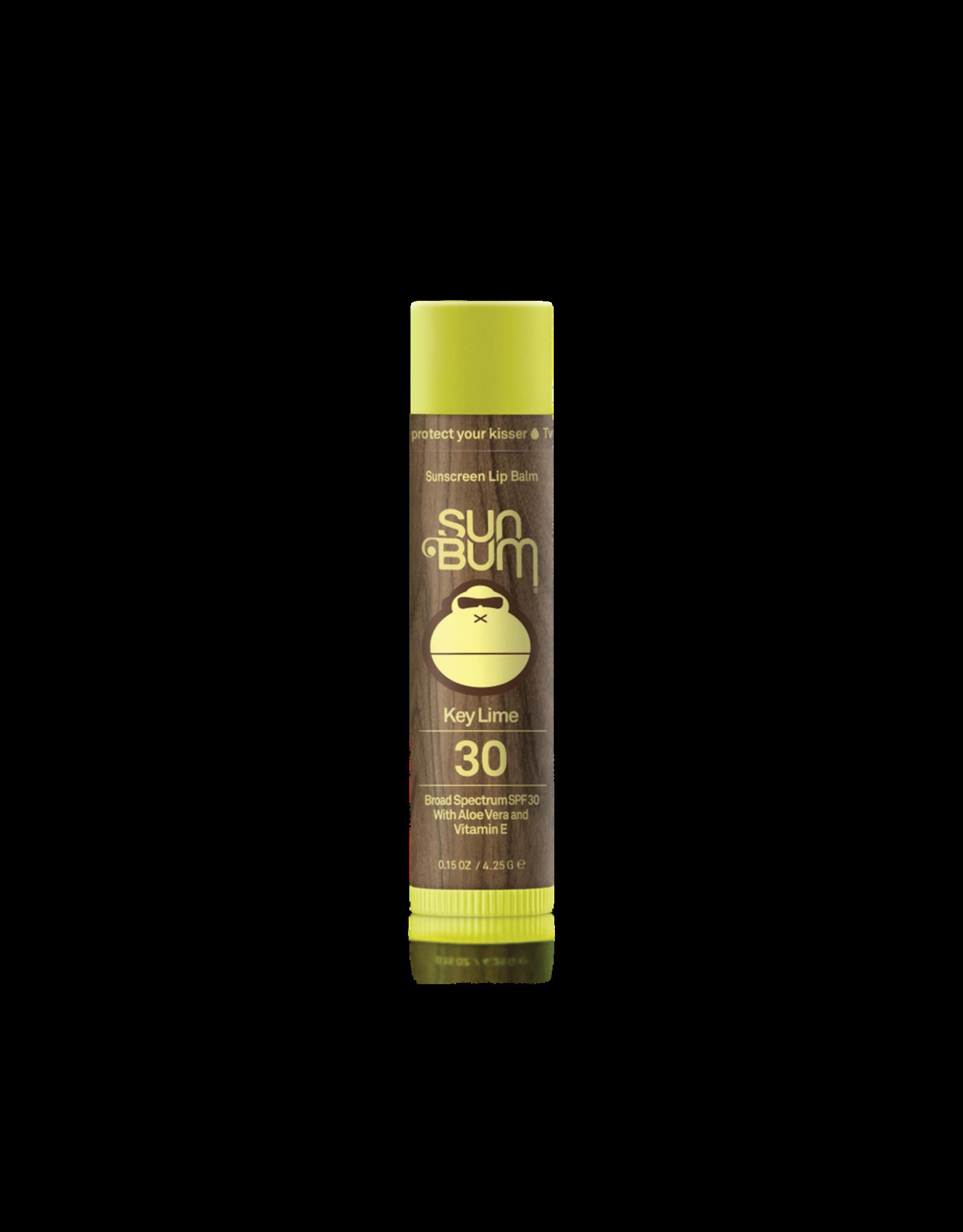 SUN BUM SPF 30 Key Lime Lip Balm