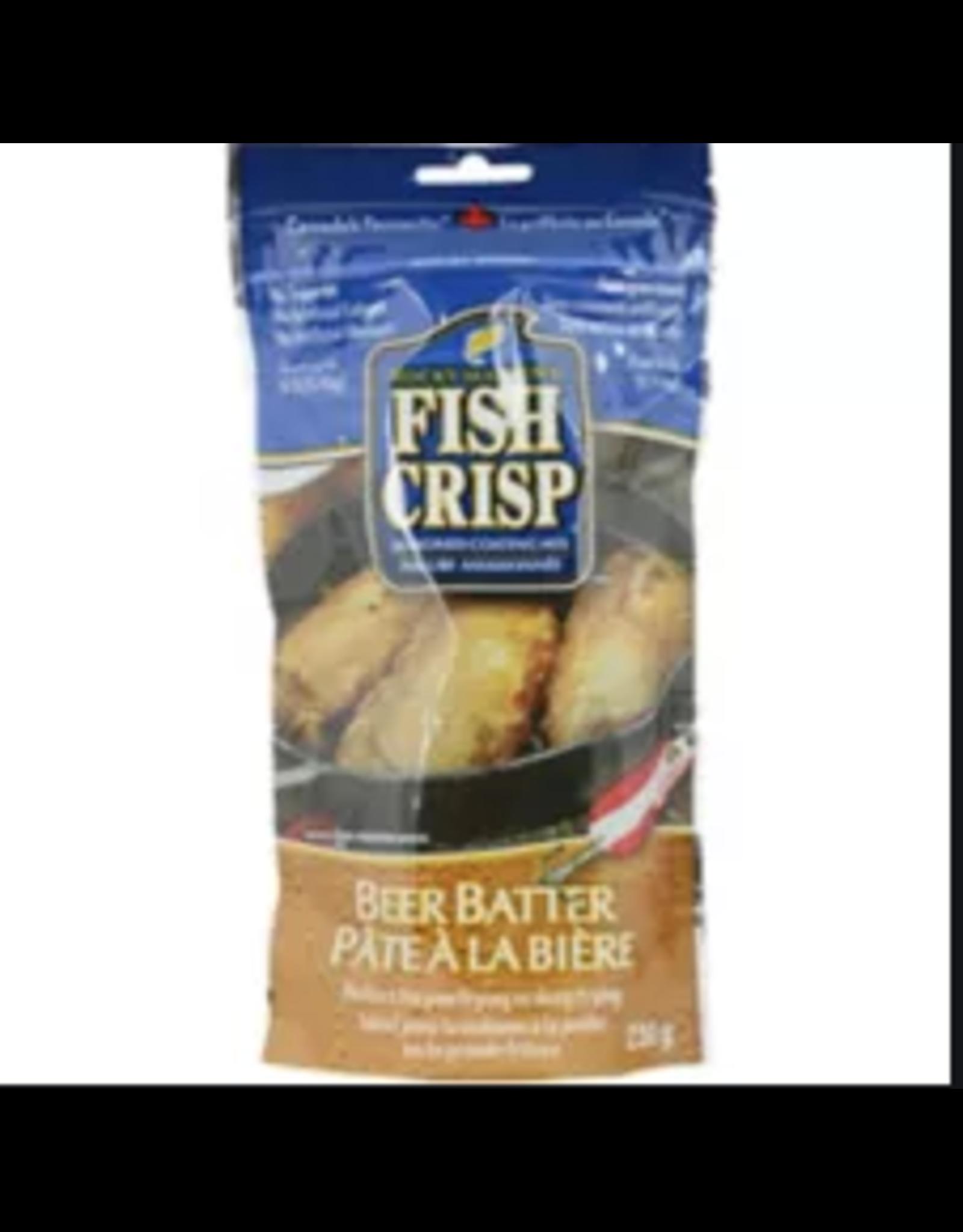 Fish Crisp Fish Crisp Beer Batter