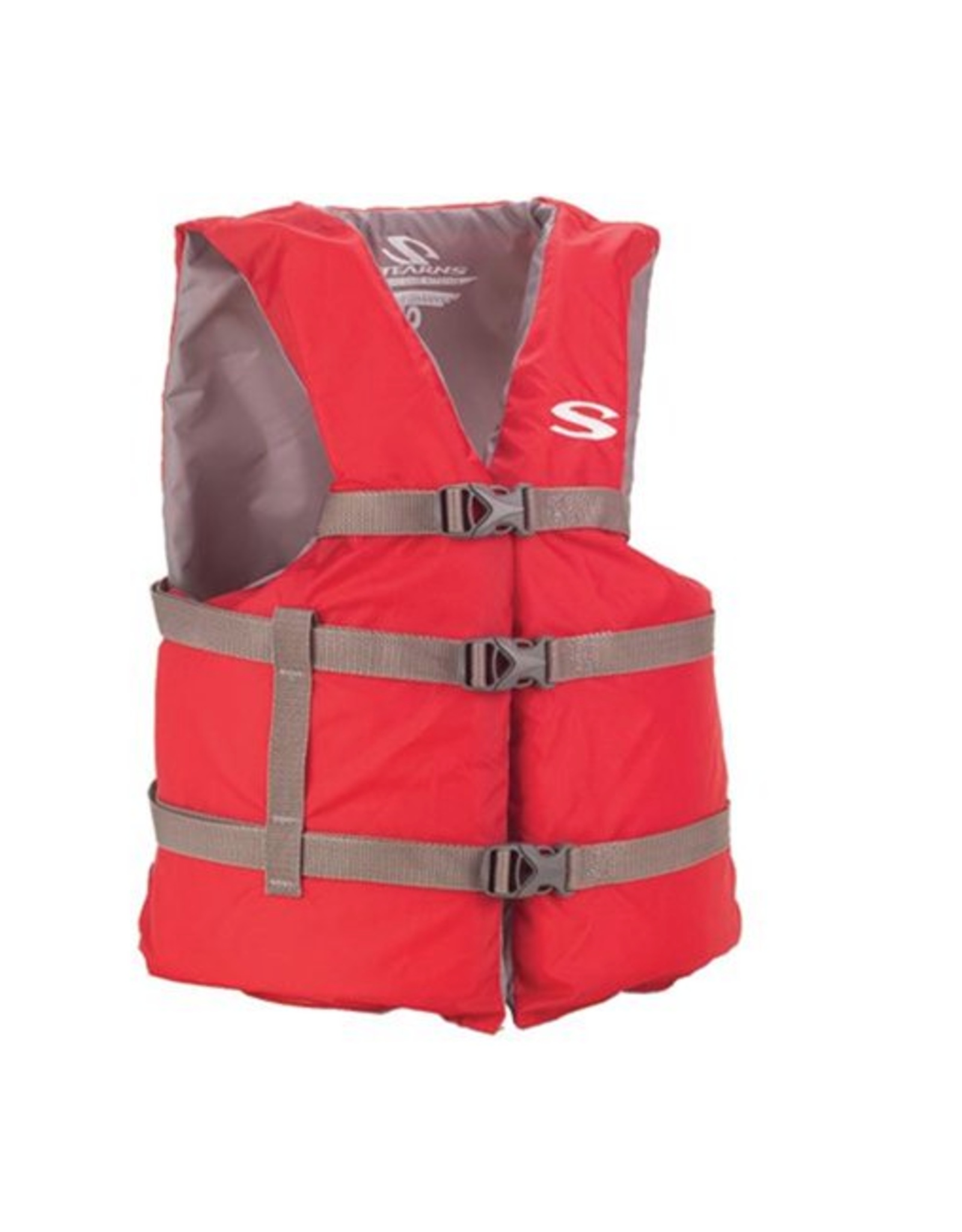 Stearns Stearns Youth PFD (life jacket) - RED