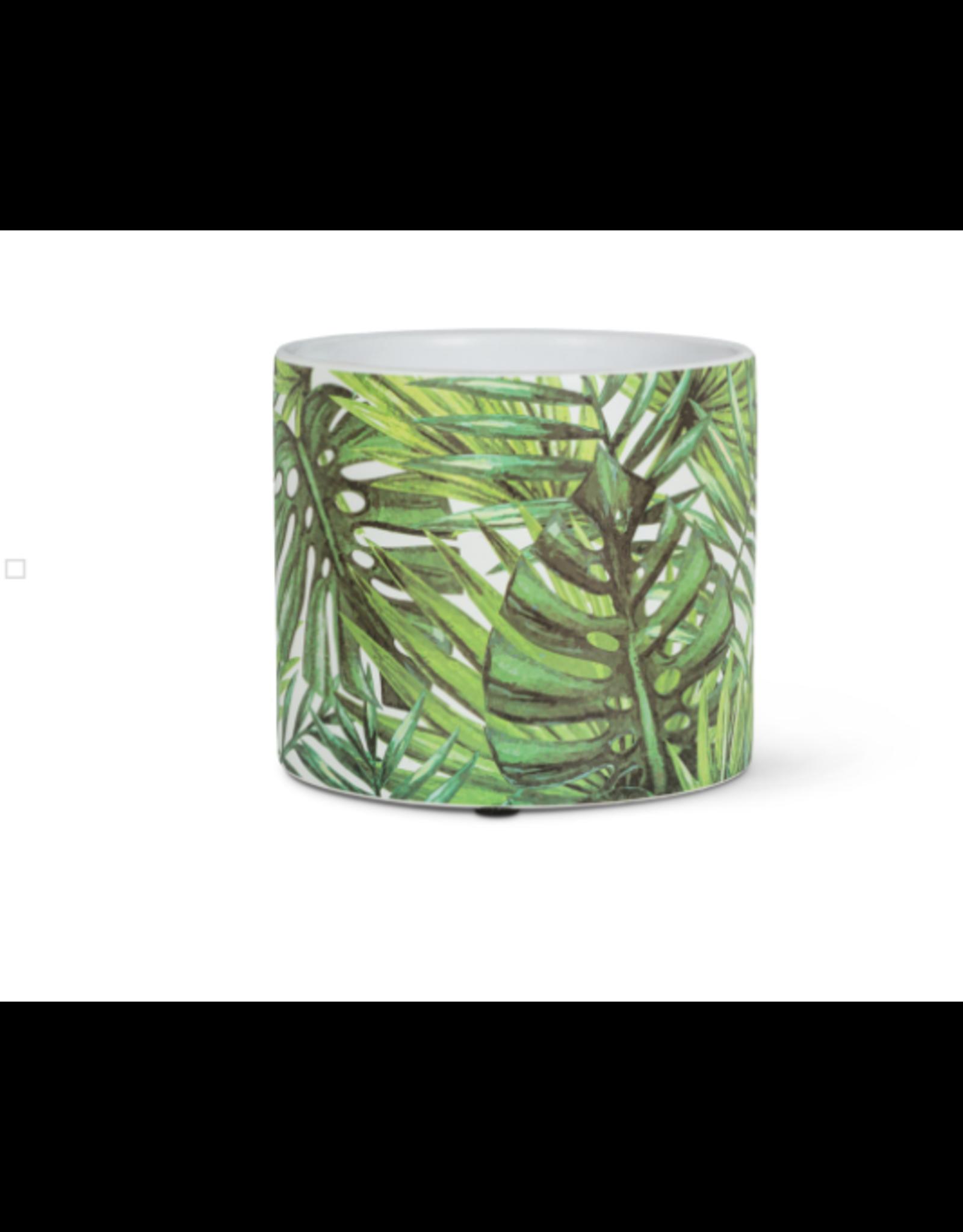 Abbott Small Monsterra Leaf Planter