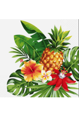 Luncheon Pineapple Napkins 20 Pack
