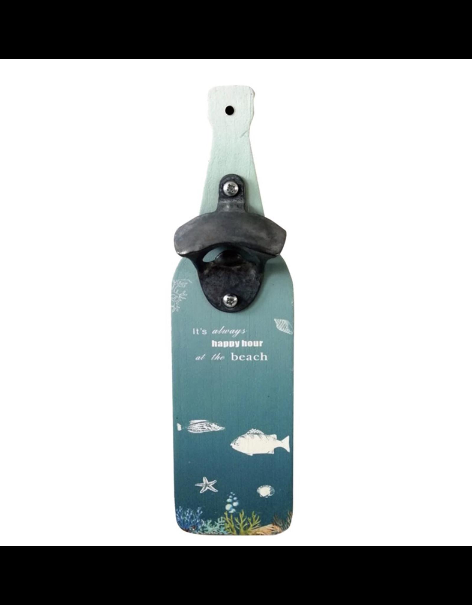 Fish Metal Bottle Opener
