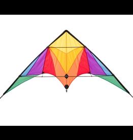 "Ecoline Kids Ecoline Stunt Kite ""Trigger"" Rainbow"