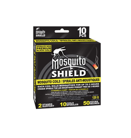 Mosquito Shield Mosquito Shield Mosquito Coils MS0401