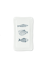 Abbott Large Rectangle Fish Plate