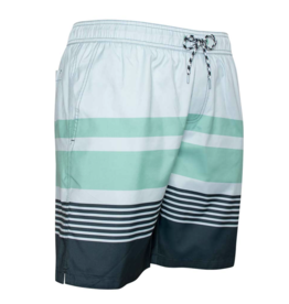 """Men's Stripe 8"""" inseam"""