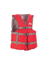 Stearns Stearns Adult Universal PFD Red