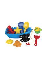 Toysmith Toy Smith Pirate Ship Beach Set