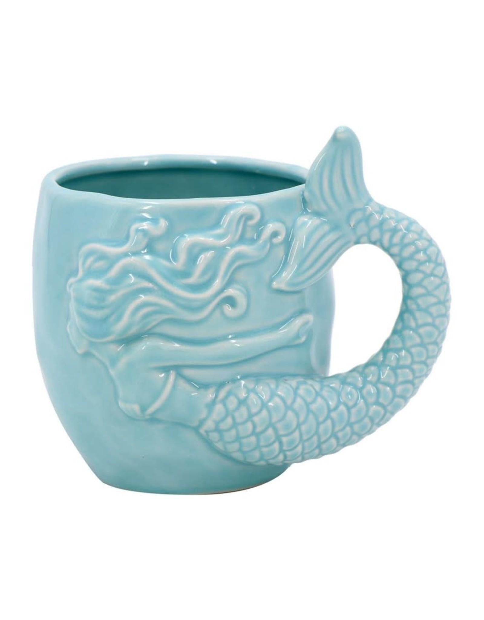 Mermaid Tail Mug 15 oz