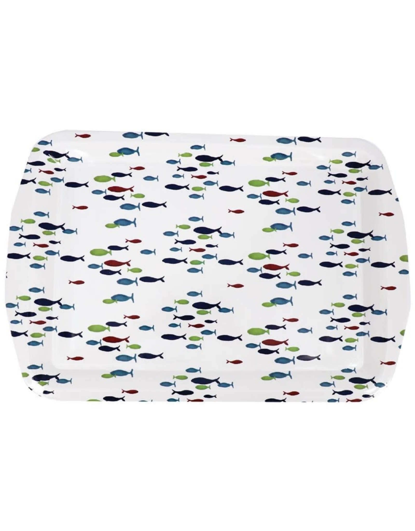 """Little Fish Serving Tray 19.5""""x12.5"""""""