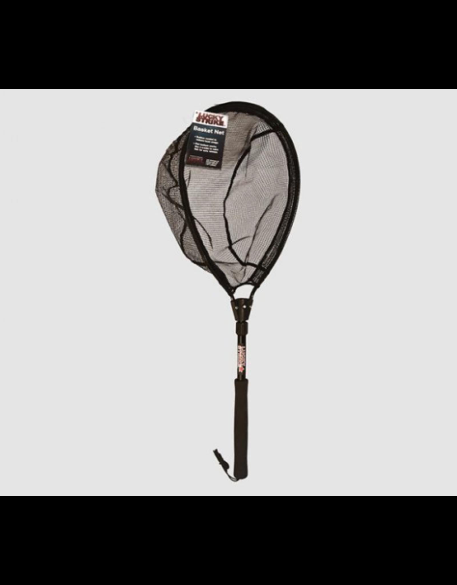 Lucky Strike B2 Basket Net Trout Telescopic Slideaway