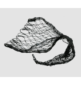 """Lucky Strike 48"""" Black Poly Net Bag"""