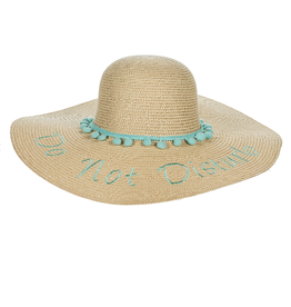 "Abbott Sun Hat Do Not Disturb 19"""
