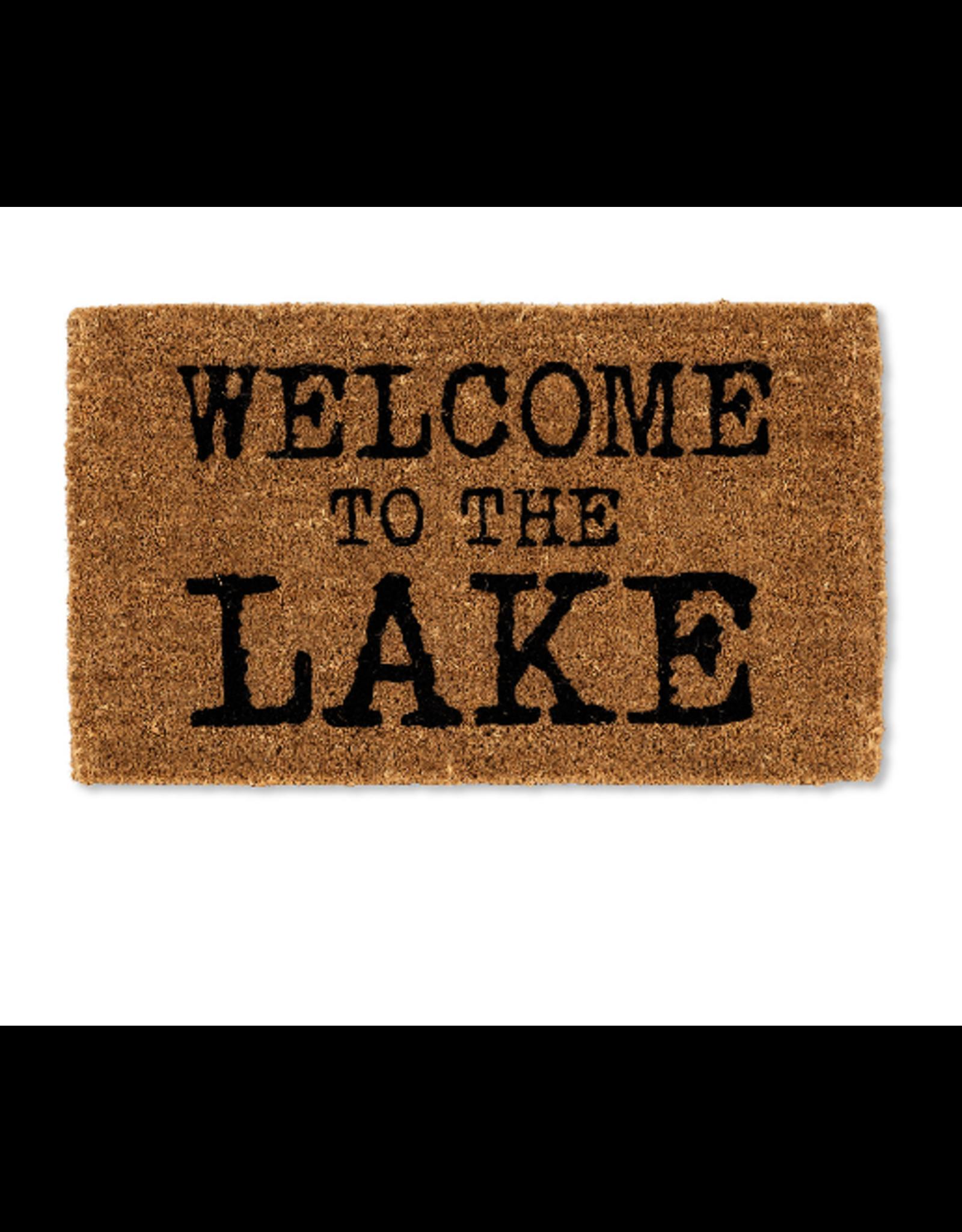 Abbott Welcome to the Lake Doormat