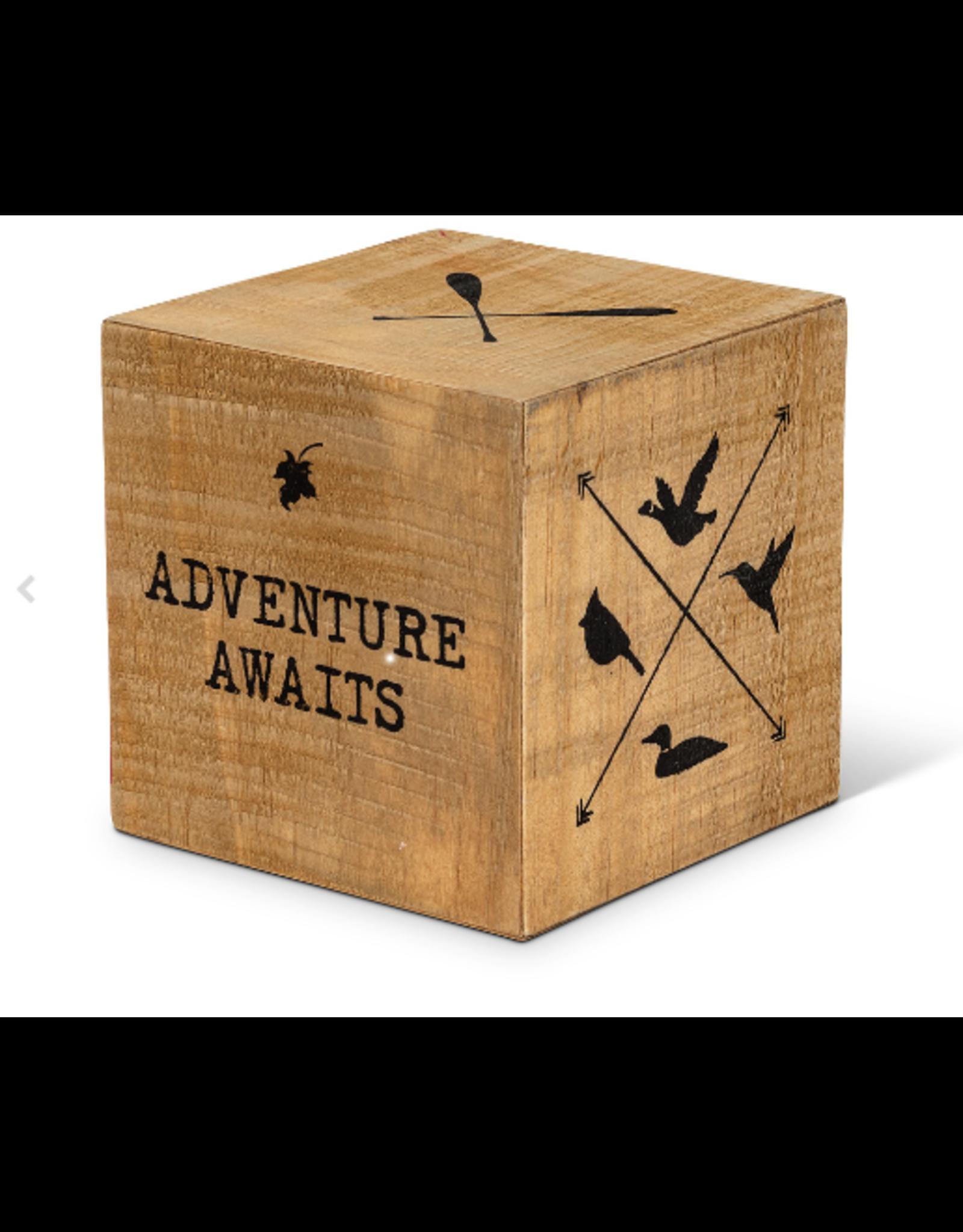 Abbott Paddle Icon & Expression Cube