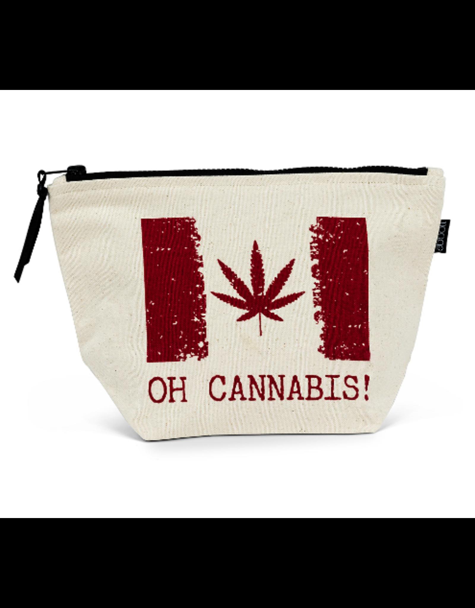 Abbott Oh Cannabis Zipper Pouch