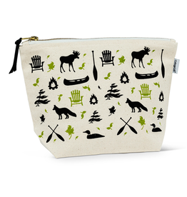 Abbott Allover Icons Pouch