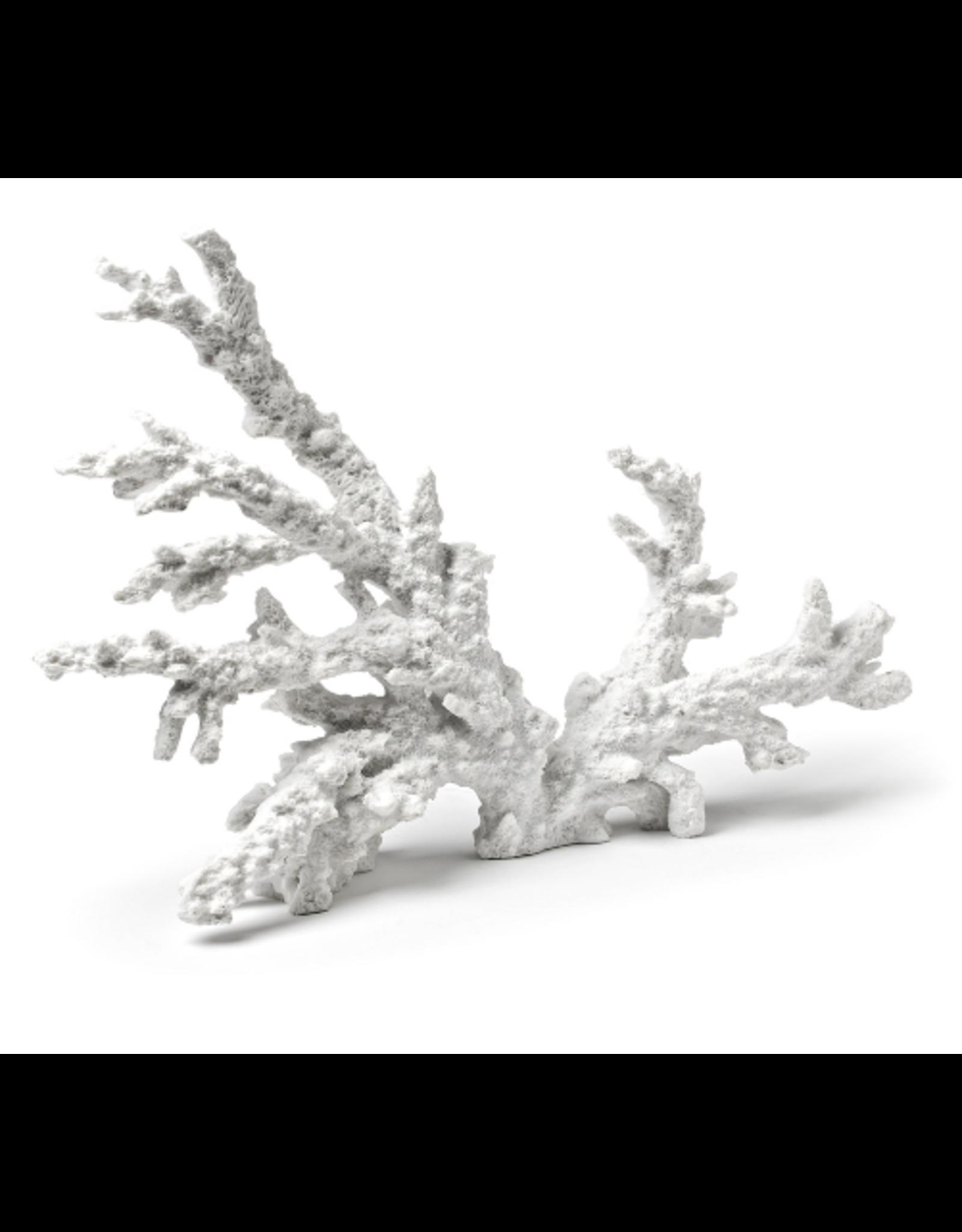 Abbott Large Coral Branch White