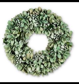 Abbott Green Succulent Wreath