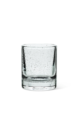 "Sm Seed Glass Vase/Vot -3.5""H"