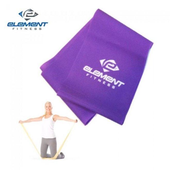 Element 4' Resistance Bands Level 2 (Purple)
